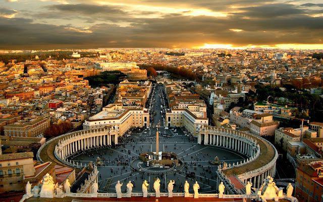 Рим в Италии