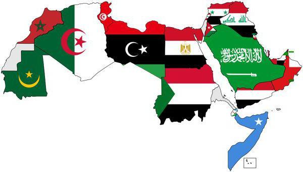 Арабские страны список