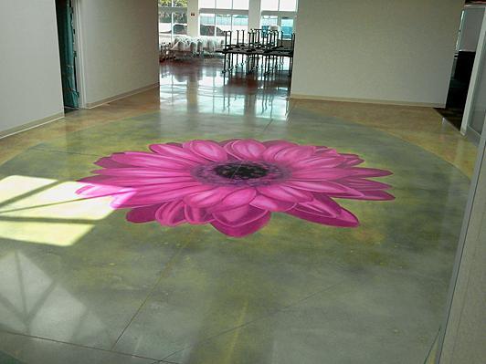 Краситель пигмент для бетона