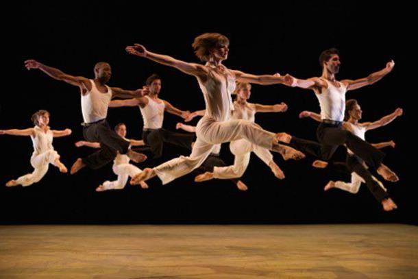 Название видов танцев