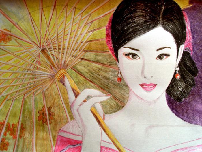 Картинка из китая имя