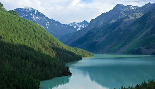 какого происхождения озеро байкал