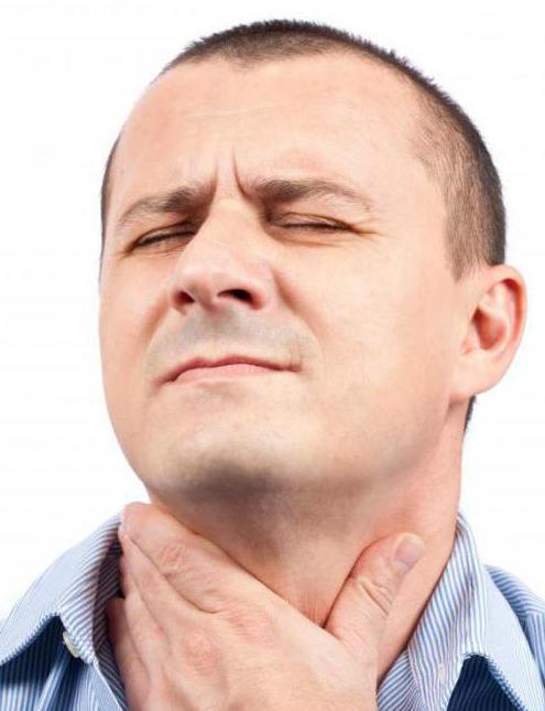 болит горло опухли лимфоузлы на шее