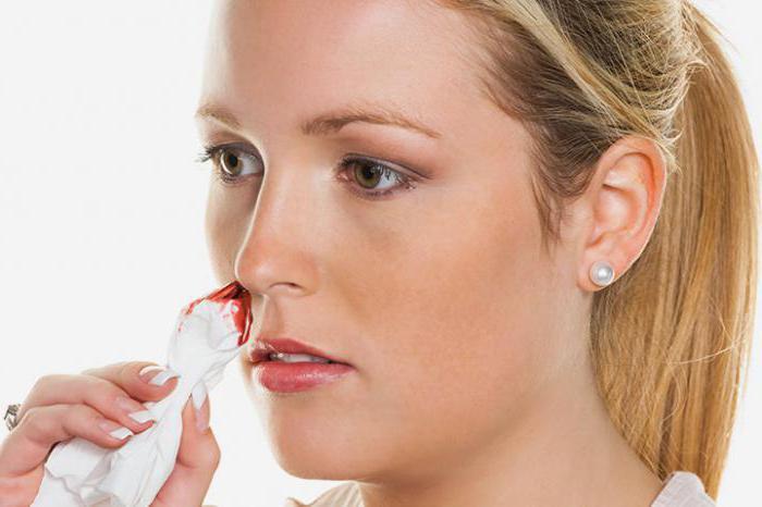 внешние признаки капиллярного кровотечения