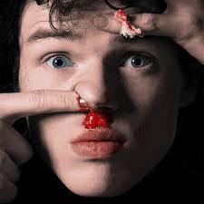 как вызвать кровь из носа