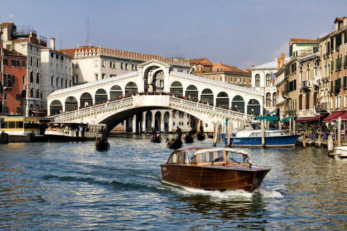 самые красивые известные мосты мира