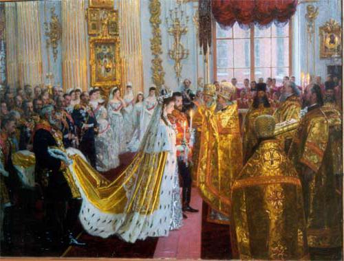Свадебные обычаи и традиции в России - сватовство