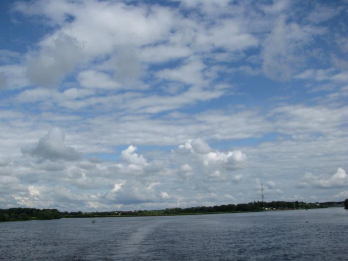 ильмень озеро