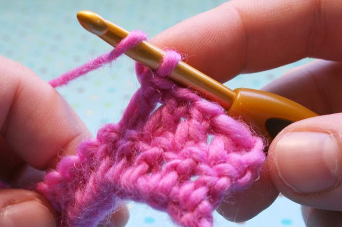Уроки вязания крючком кофты