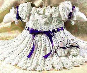 Вязание крючком кофта для девочки