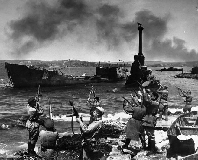 битва за севастополь