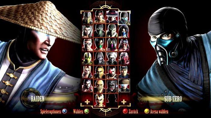 Mortal Kombat: Legacy online sorozat - Online - Filmek