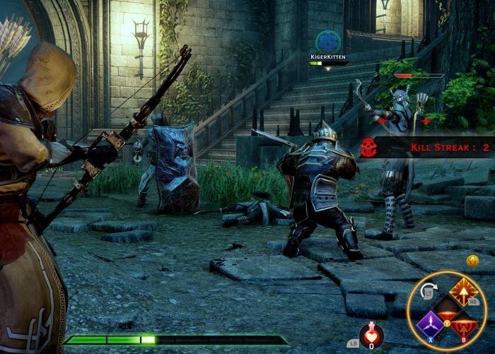 Обзоры на популярные игры. Свежие игровые новости. Dragon Age: Inquisitio
