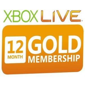 Gold статус Xbox Live