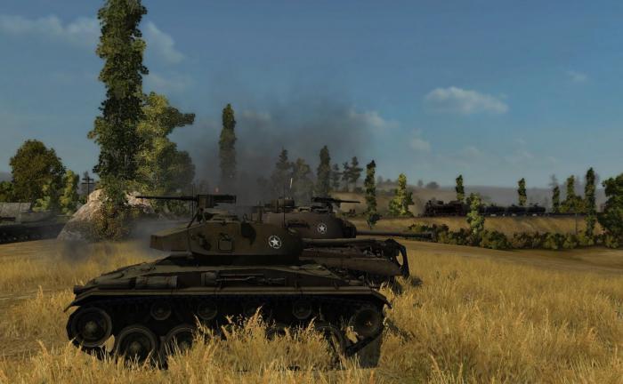 Стальные танки онлайн играть