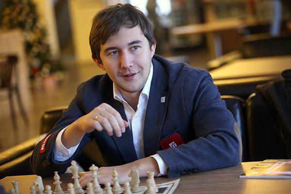 шахматист карякин сергей