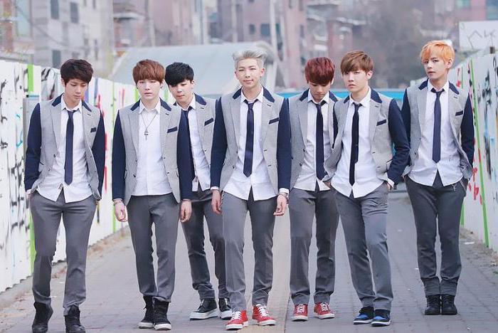 bts корейская группа имена участников