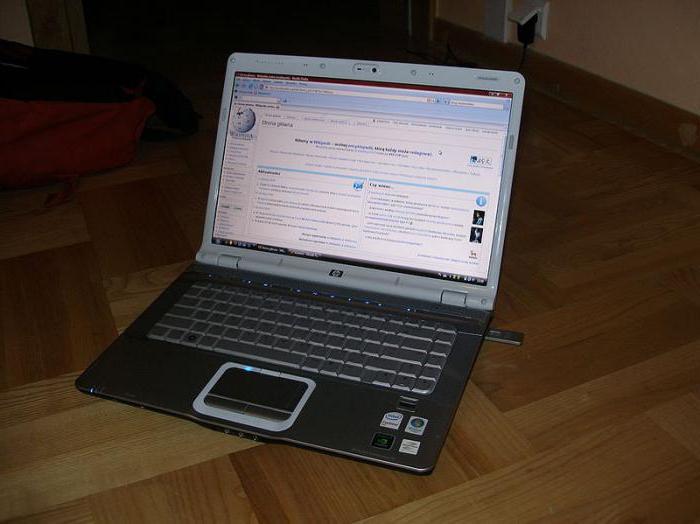 модель ноутбука