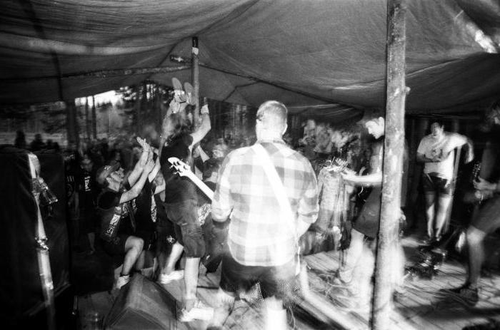 рок фестиваль в карелии