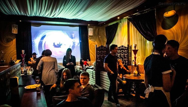 the best night club in Khabarovsk