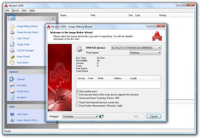 программа для iso файлов