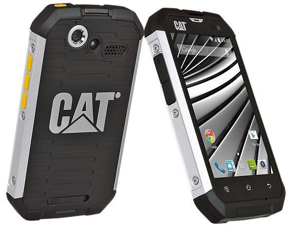 Caterpillar smartphone