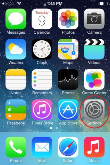 Как настроить часы на айфоне 4