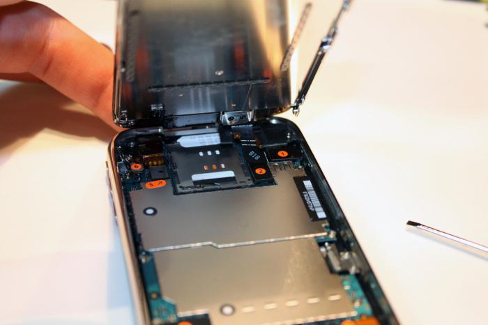 Айфон 3 ремонт видео