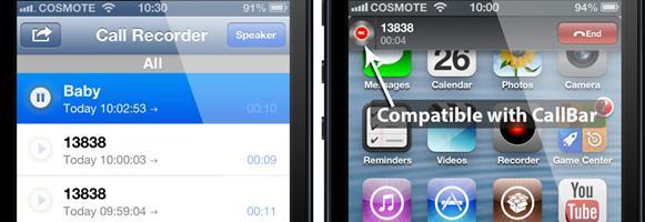 Как записывать разговор на айфоне 5s