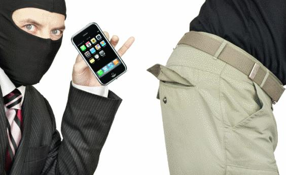 Как заблокировать потерянный айфон