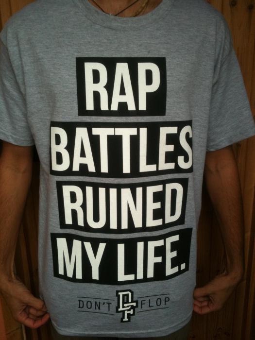что такое батл рэп