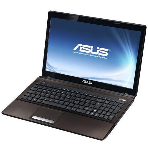 Ноутбук Asus X53S: характеристики