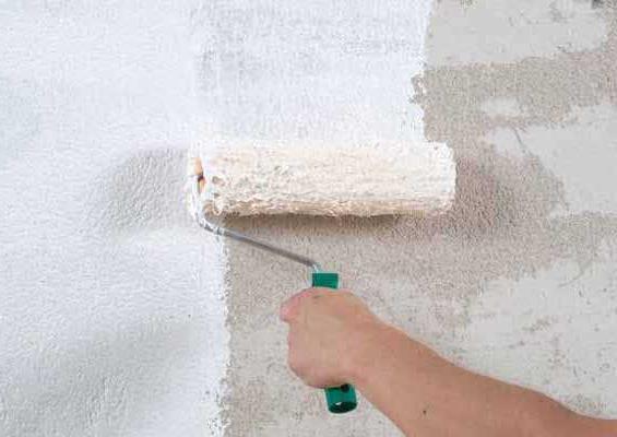 Грунтовать стены своими руками - Грунтовка и шпаклевка стен перед поклейкой обоев