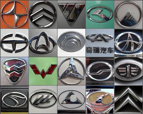 Марки китайских автомобилей список