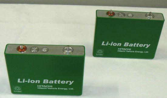 lithium ion battery and product development