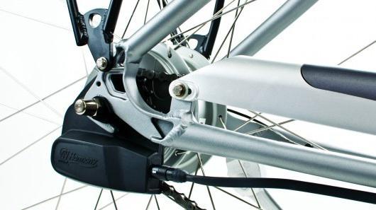 велосипед bmw автоматическая коробка передач