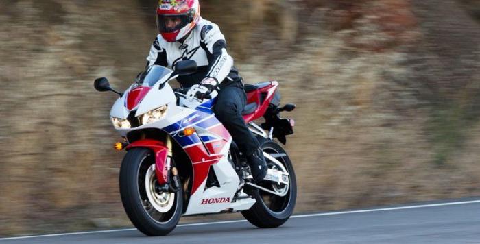 Байк Honda CBR600RR — на грани безумия