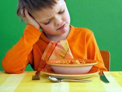 Дети плохо едят - что делать? Питание ребенка