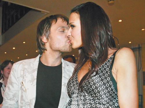 Алексей Чадов и его жена