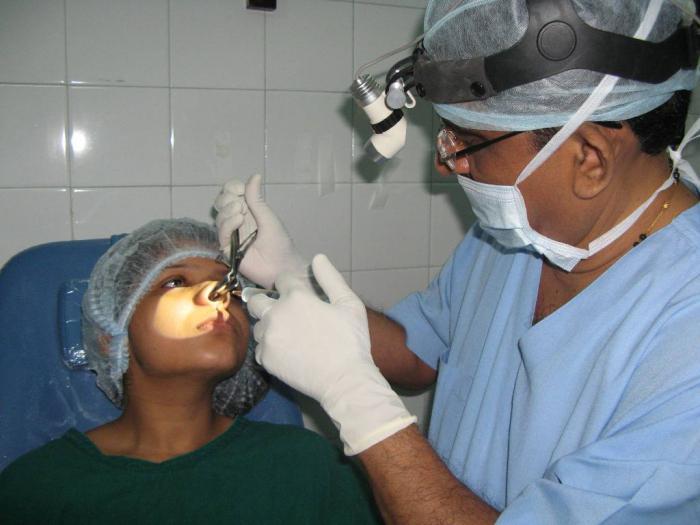 Как промыть нос при гайморите? Гайморит - лечение