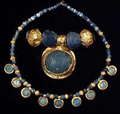 древние египетские украшения