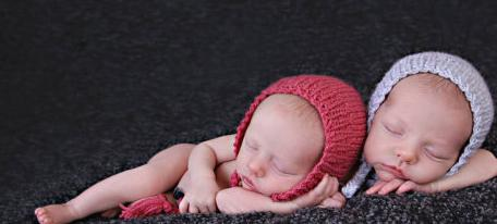 вязание крючком чепчики для новорожденных