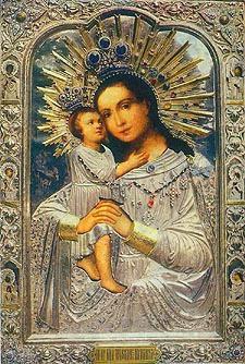 икона божьей матери взыскание погибших