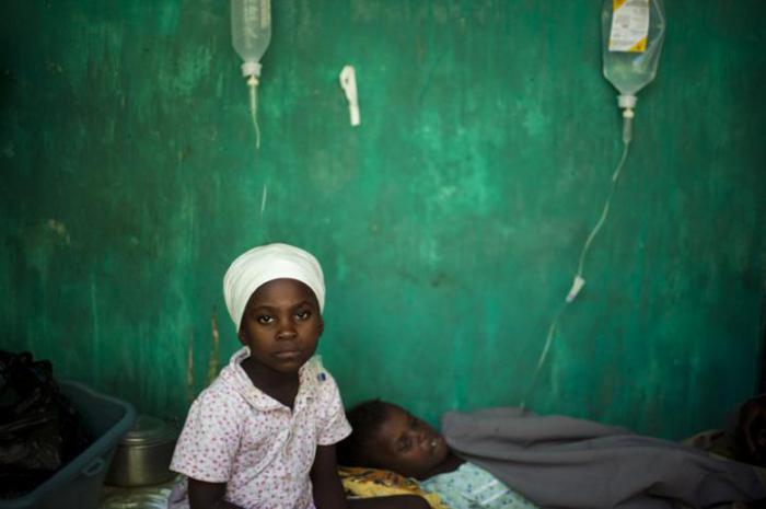 заболевание холера