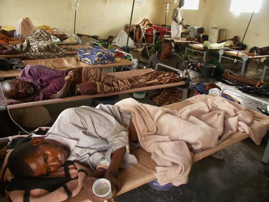 болезнь холера