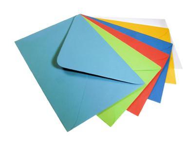 Распечатать конверт