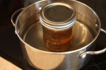 температура кристаллизации меда