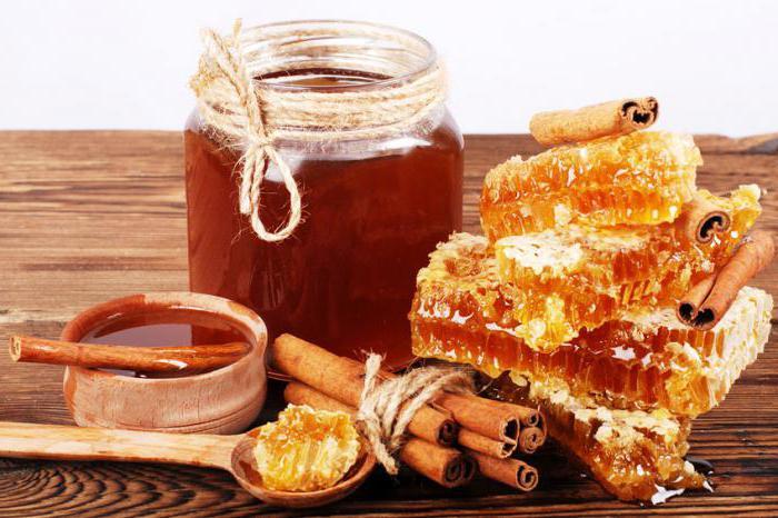процесс кристаллизации меда