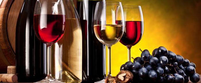 крепость вина