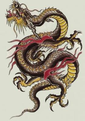 год дракона с каким знаком